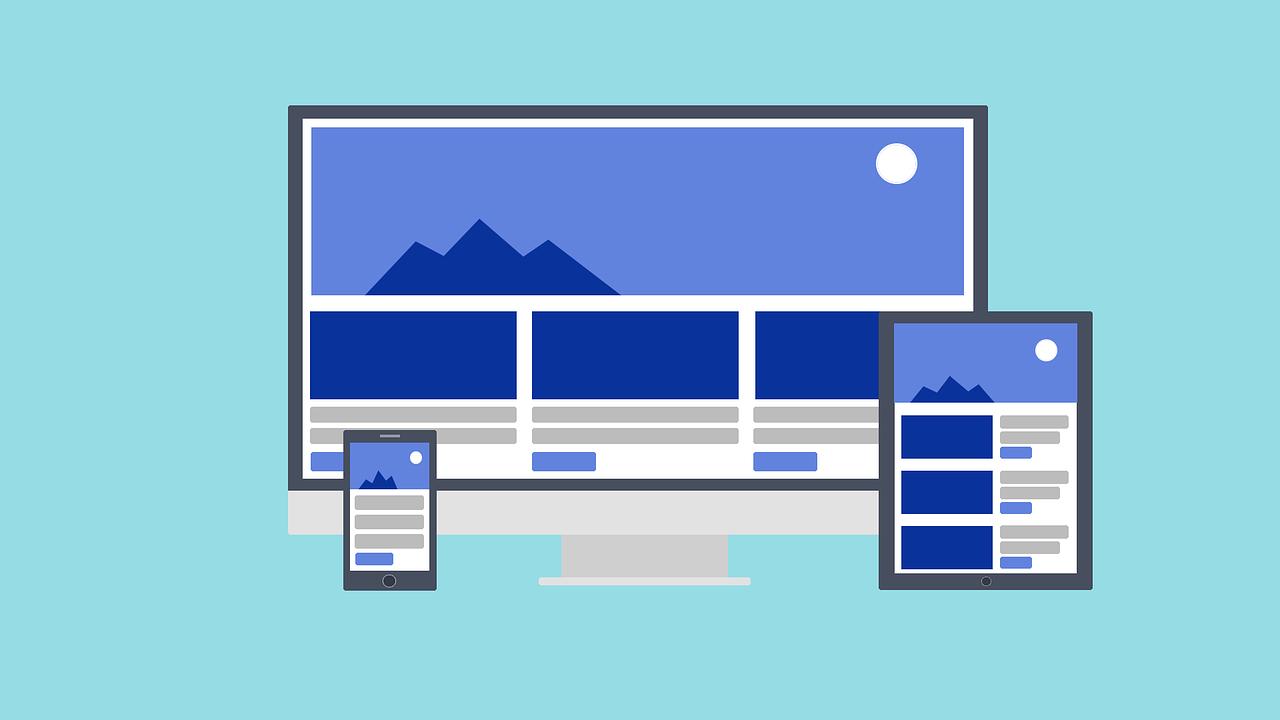 Responsive Webdesign – Ihr Unternehmen für Handy und Tablet