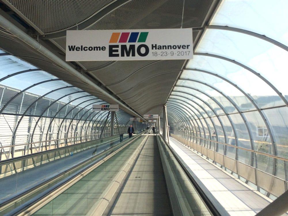 Themen und Trends der metallbearbeitenden Industrie – EMO 2017